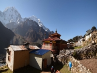 Everest Pangboche Village (Gompa)