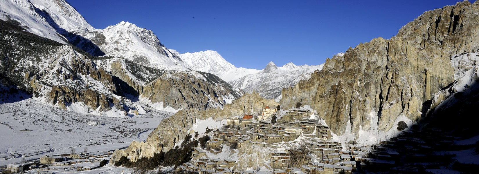 Annapurna Classic Trek Thorang La Pass