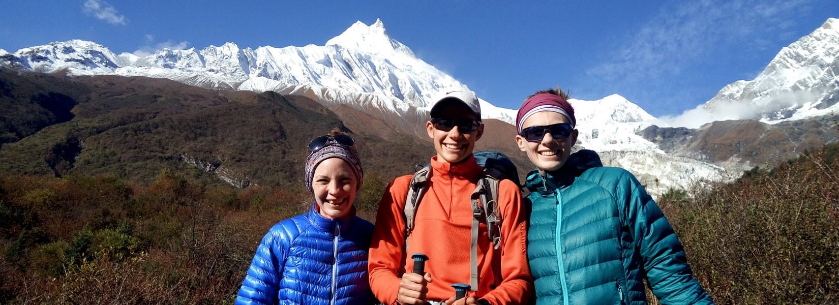 Manaslu - Tsum Valley and Larkya Pass Trekking