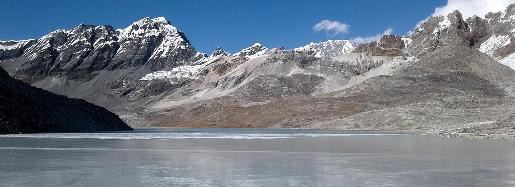 Mera Peak (6,461 meters/21,197ft)