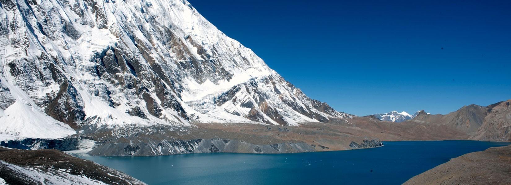 Annapurna Circuit, Thorang La Pass, Ghorepani- Poon-Hill Trek.