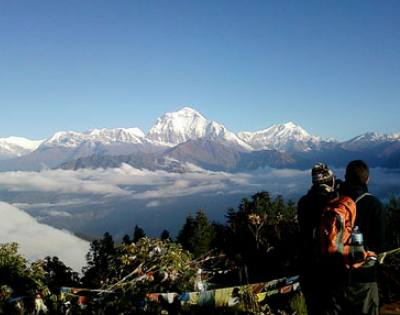 Ghorepani Poon-Hill (3,210 meters (10,531ft) Trek