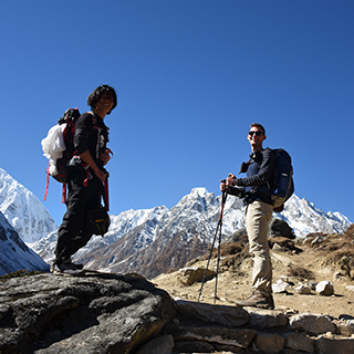Manaslu and Tsum Valley Trek Testimony